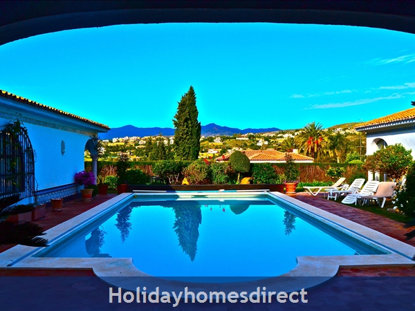 Casa Michael - El Paraiso Medio, Marbella, Spain