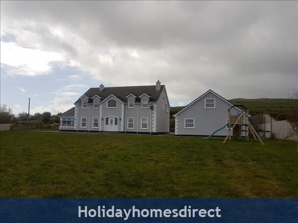 Grianan Luxury Lodge, Bridgend