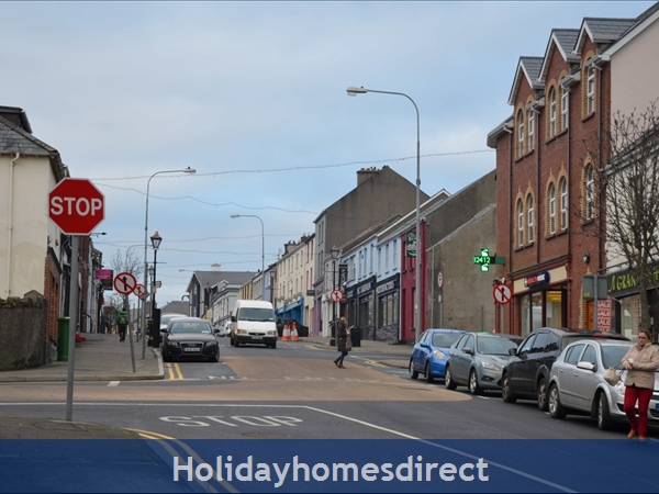 Millbrae Townhouse Co Donegal: Image 2