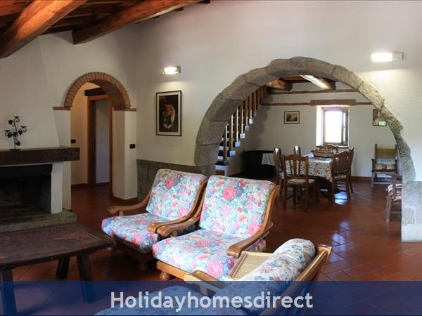 La Chiesina Villa Tuscany: Image 5