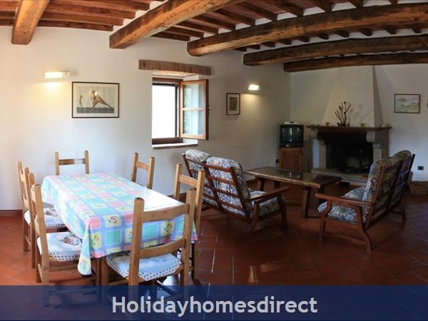 La Chiesina Villa Tuscany: Image 8