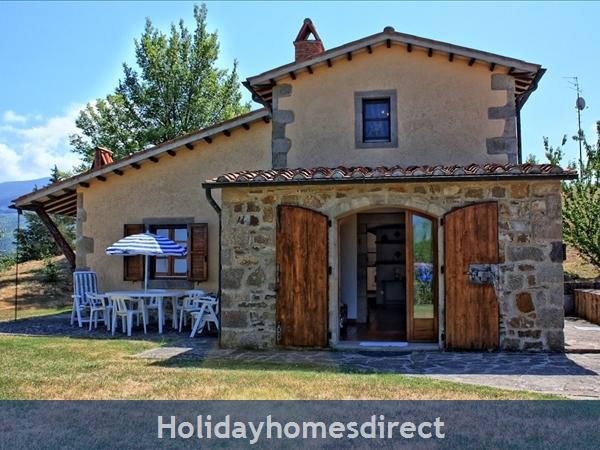 La Chiesina Villa Tuscany: Image 6