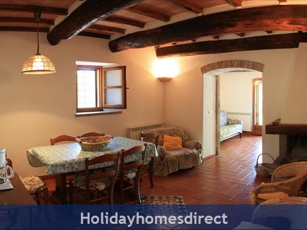 La Chiesina Villa Tuscany: Image 7