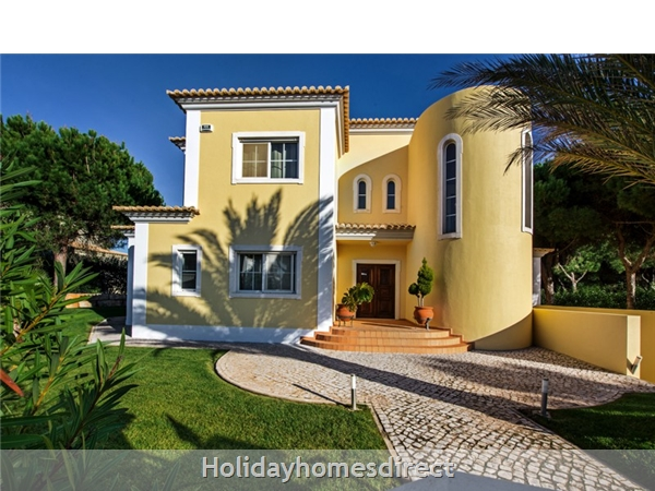 Casa Vila Sol – 4 Bedroom Holiday Villa In Vilamoura Algarve: Image 5