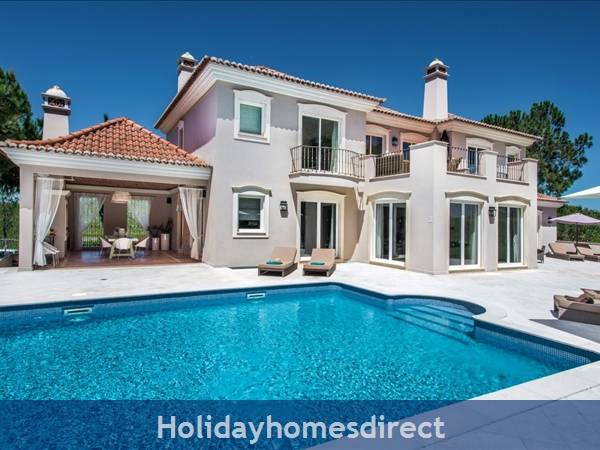 Villa Oasis – 5 Bedroom Holiday Villa In Quinta Do Lago Algarve: Image 5