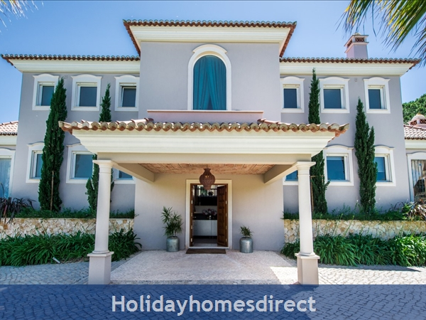 Villa Oasis – 5 Bedroom Holiday Villa In Quinta Do Lago Algarve: Image 2