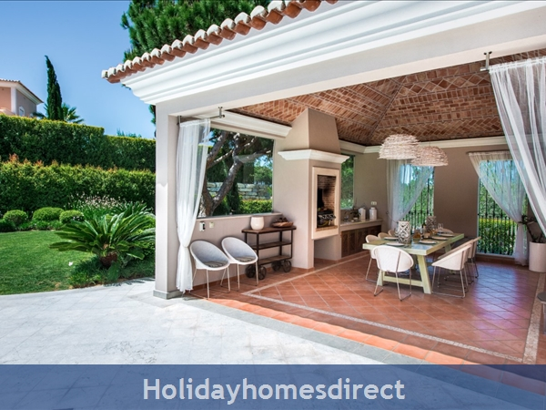 Villa Oasis – 5 Bedroom Holiday Villa In Quinta Do Lago Algarve: Image 8