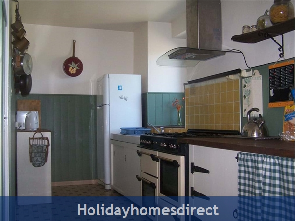 Holiday Homes Brittany With Heated Salt Water Pool: Image 6