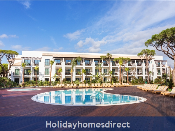 Pine Cliffs Gardens – 1,2 And 3 Bedroom Luxury Suites – Olhos De Agua Albufeira, Portugal