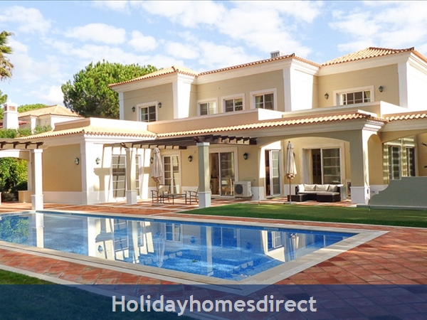 4 Bedroom Luxury Villa To Rent Quinta Do Lago (1473)