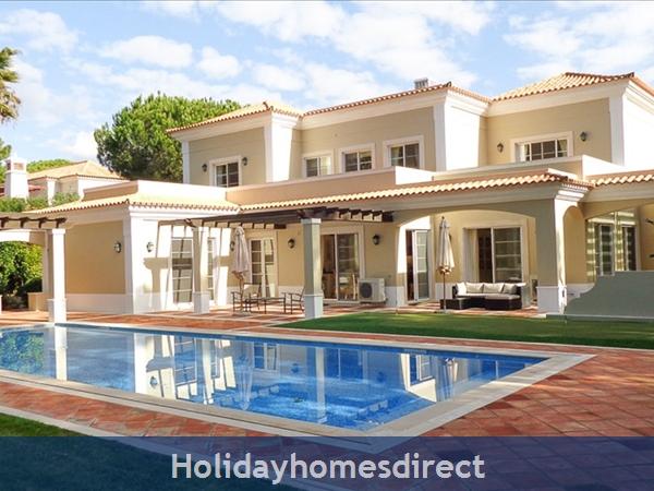 4 Bedroom Luxury Villa To Rent Quinta Do Lago (1473)
