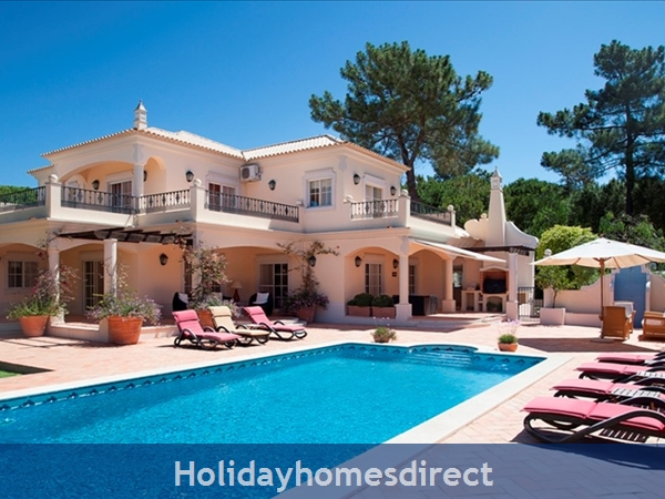Quinta Do Lago Luxury Villa Rental 4 Bedrooms (1208)