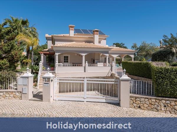 5 Bedroom Luxury Villa At Vila Sol Vilamoura (1117): Image 8