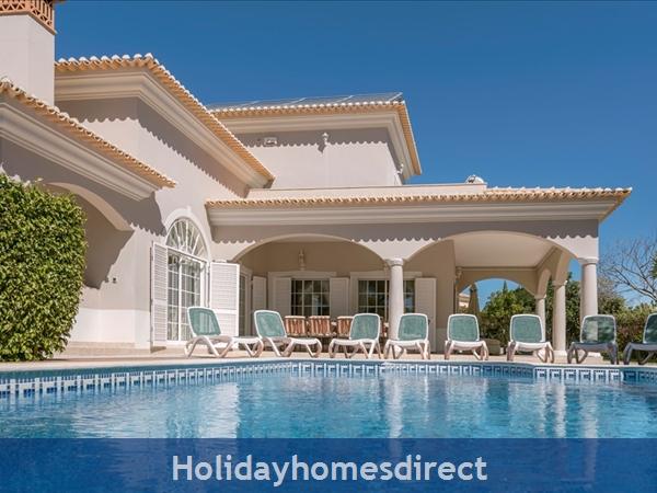 5 Bedroom Luxury Villa At Vila Sol Vilamoura (1117): Image 7