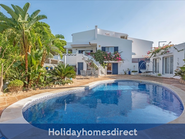 Four bedroom house Vale Do Lobo (2500)