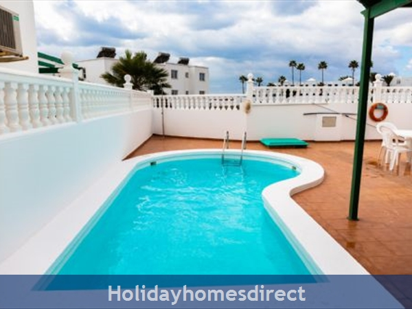 Villa Plata with private pool Puerto del Carmen, Lanzarote