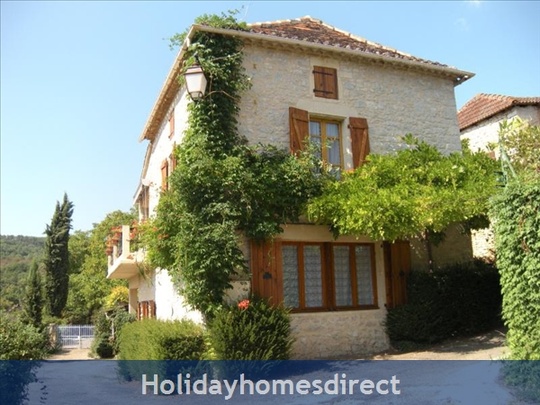 3 bedroom Villa in St Medard  near Cahors  South of France