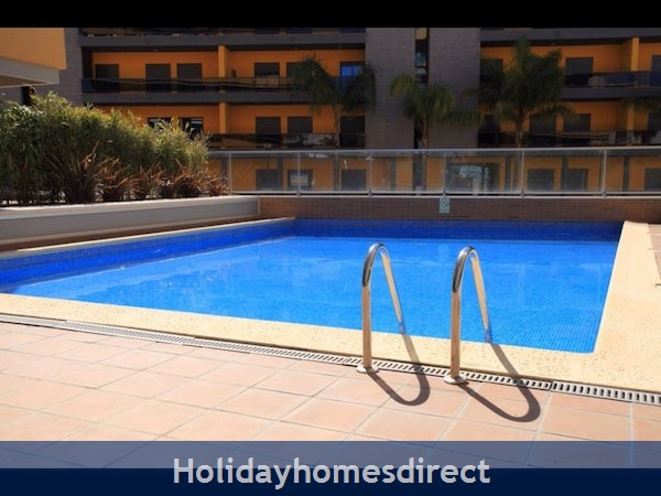 Apartmnet for rent in Quarteira  Portugal Sea View.