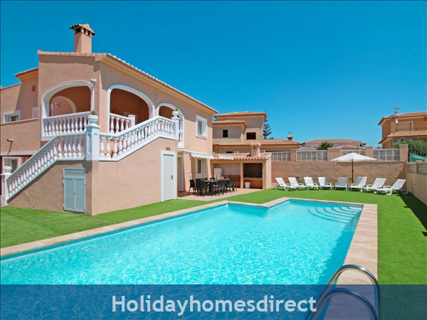 Holiday House Villa Magia (CLP293)