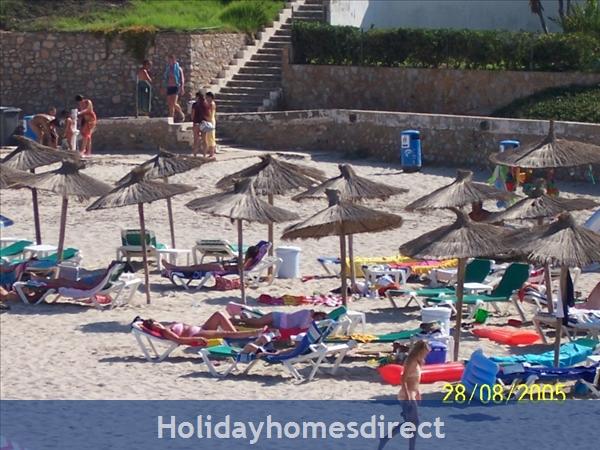 Vistamar Apartment  2a , Bloque 2, Costa Blanca: nearby beach